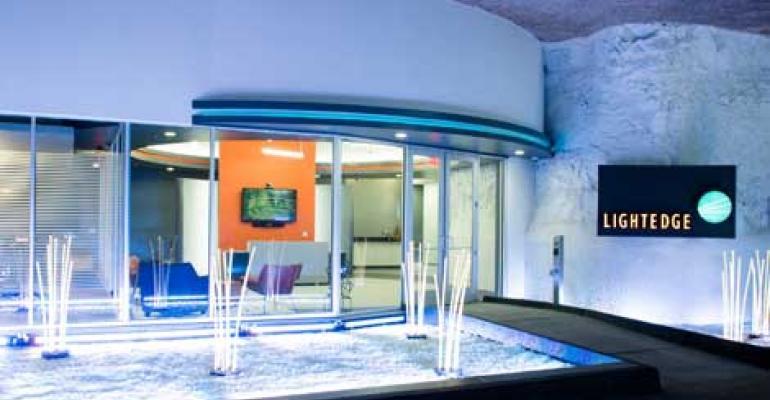 Inside SubTropolis: LightEdge Opens Data Center in Underground Complex