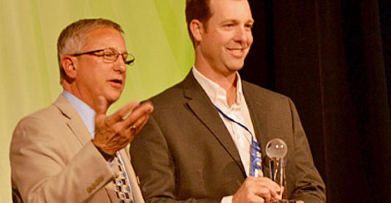 IO's Jason Pfaff Named Data Center Manager of the Year