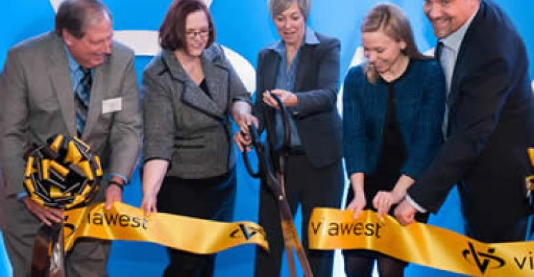 ViaWest Opens Doors at Minnesota Data Center