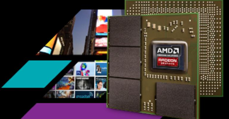 AMD Launches 2nd-Gen Embedded R-Series APUs and CPUs