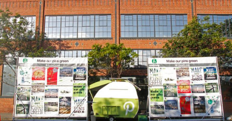 Greenpeace Takes Clicking Clean Campaign to Pinterest HQ