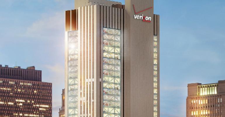 Sabey Earmarks Half of Manhattan Skyscraper for Office Space
