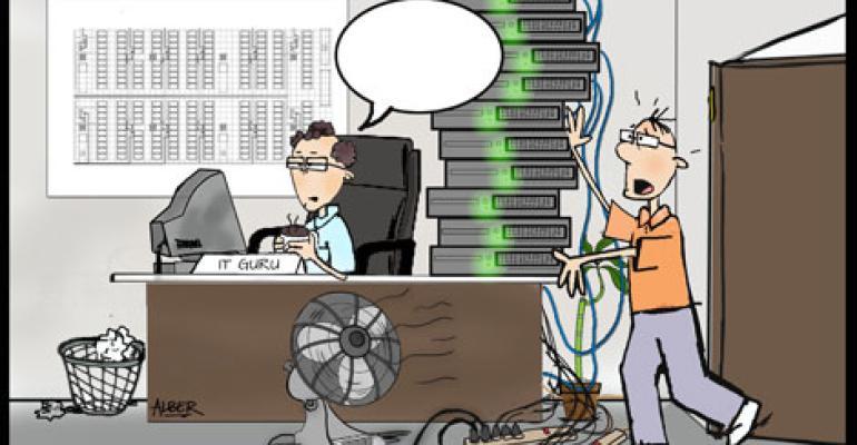 Friday Funny: The Server Desk