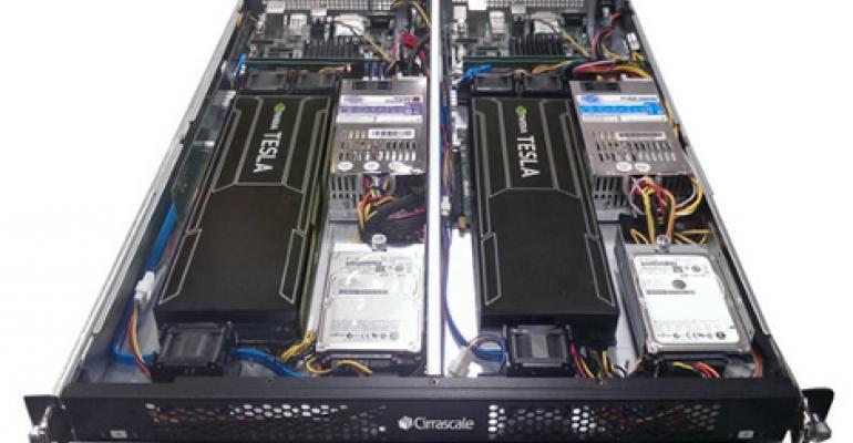 NVIDIA Pitches GPU-Assisted 64-Bit ARM SoCs for HPC Workloads