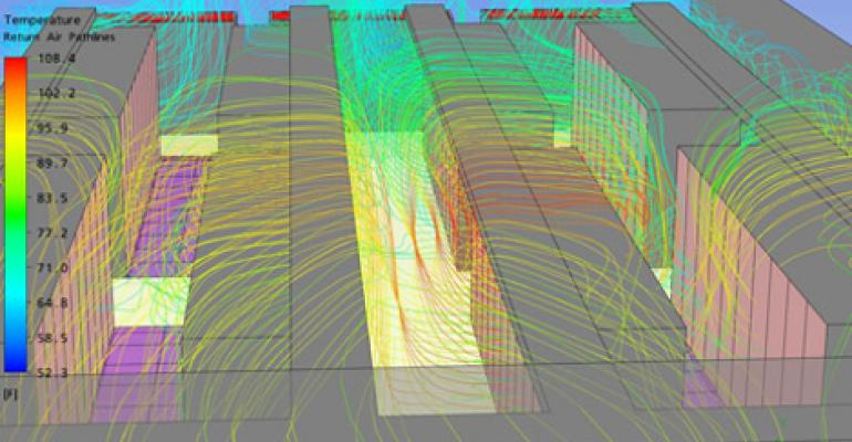 Applied Math Upgrades its Cloudy Data Center CFD Modeling Tool