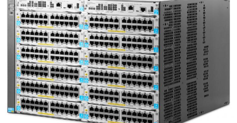 HP Launches Second-Gen Campus Network Switches with SDN Capabilities