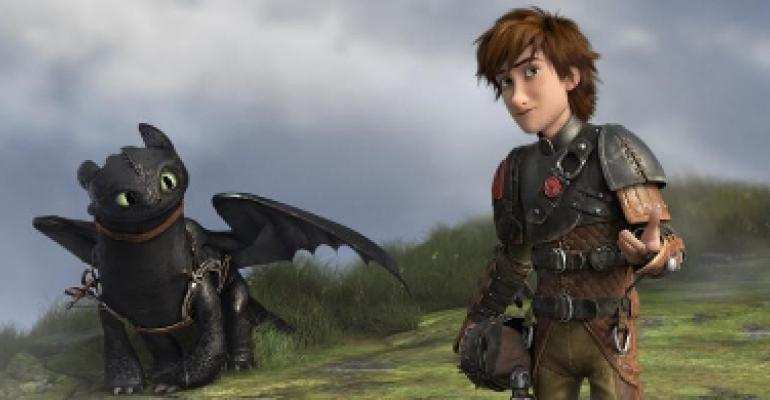HP Touts its Wares Involved in Making How to Train Your Dragon 2