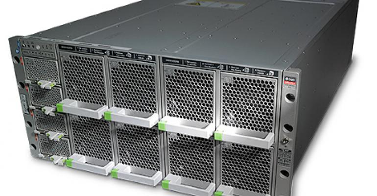 Oracle Launches x86 Sun Servers Designed for Database In-Memory Option