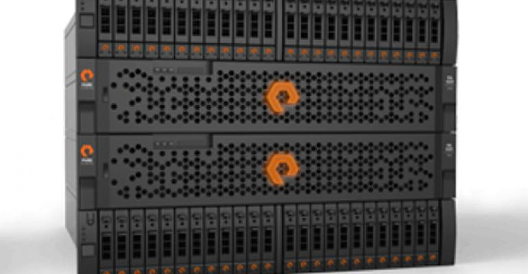 Will You Build a Data Center Storage Tier With Next-Gen Storage? Not for a Few Years