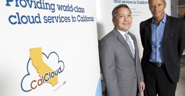 IBM Brings Government Cloud to California State