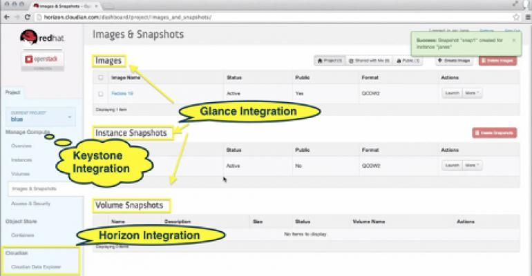 Cloudian Integrates With Hortonworks for Hadoop-Ready Distributed Storage