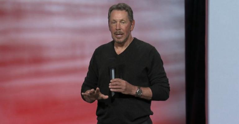 Oracle Becomes Data-as-a-Service Provider