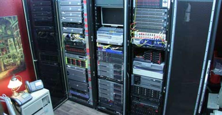 The Home Data Center: Man Cave for the Internet Age
