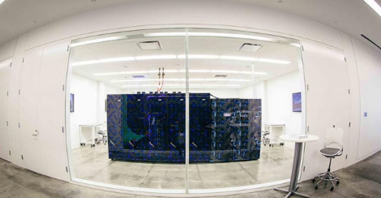 Cooling and Powering Florida Poly's New Supercomputer