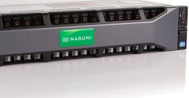 Enterprise Cloud Storage Startup Nasuni Raises $10M