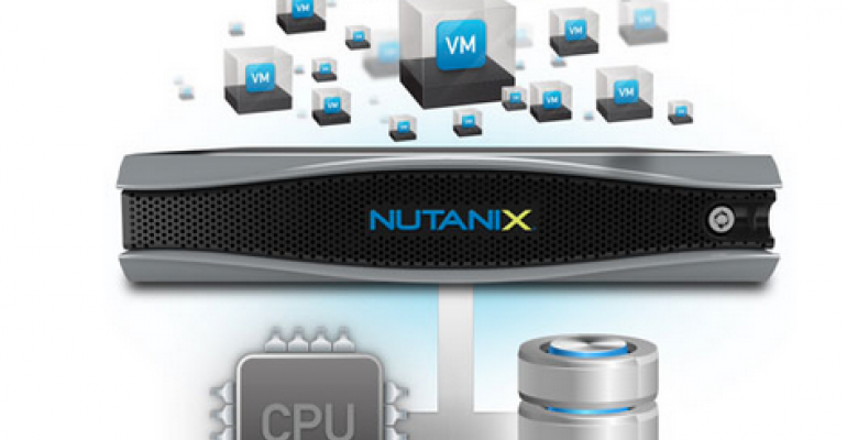 Nutanix Raises $140 Million With $2 Billion Valuation