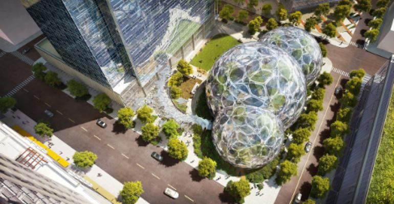 Amazon to Recycle Westin Data Center Heat in Seattle Offices
