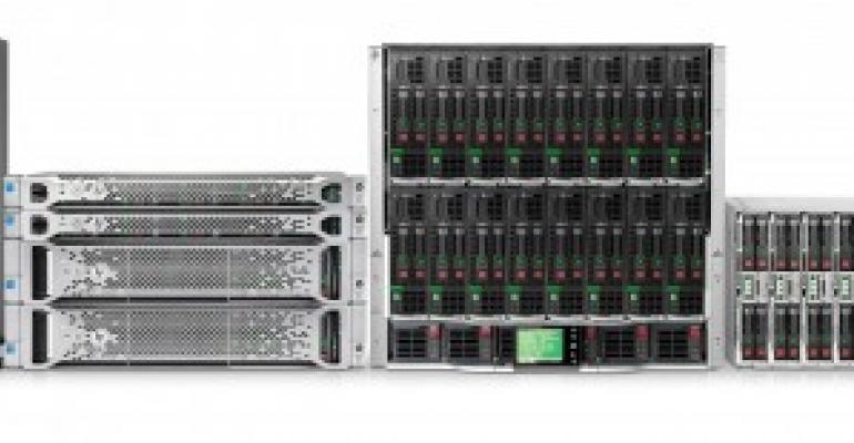 HP Rolls Out Gen9 ProLiant Servers