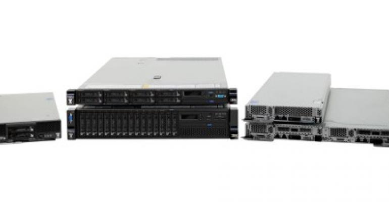 IBM Updates x86 Server Line Despite Sell-Off Plans