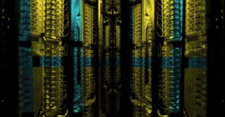LEDs, Air Flow, Claustrophobia: an Artist's Take on Data Centers