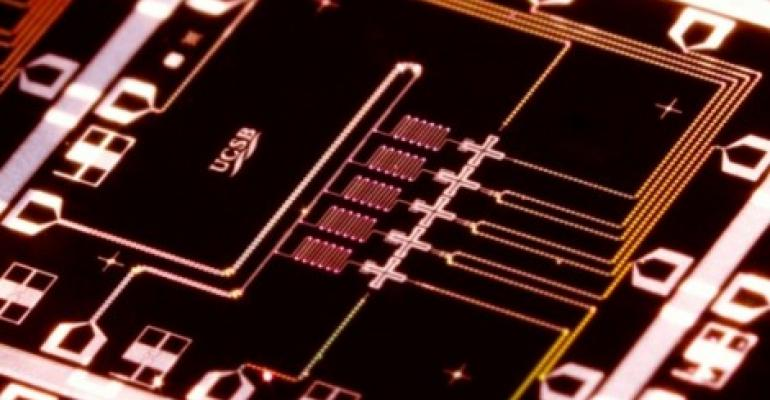 Google Building Quantum Computing Processors
