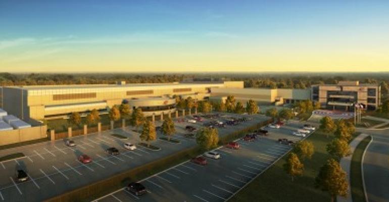 QTS Brings Mega Data Center in Dallas-Fort Worth Online
