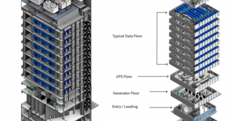 Clise Pitches 12-Story Seattle Data Center That Will Recycle Waste Heat