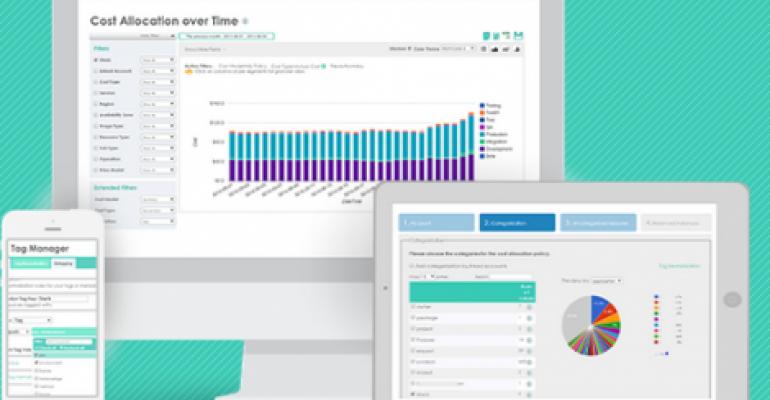 Cloudyn's Cloud Cost Management Tool Works Across AWS, Rackspace, Google