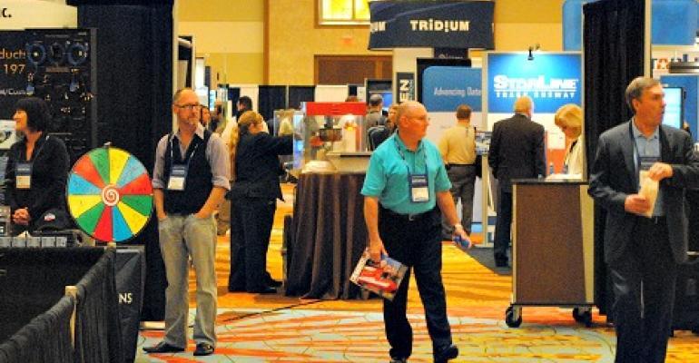 Data Center World Expo Hall Highlights
