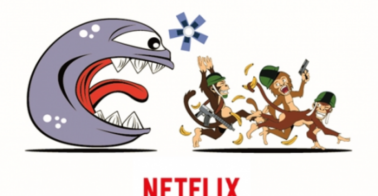 Cloud Reboot Causes Cold Sweat at Netflix