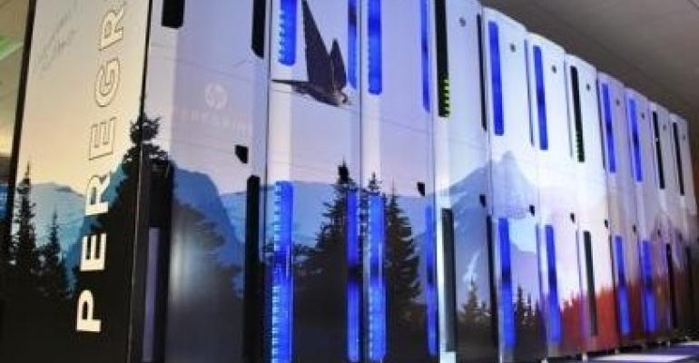 Meet Apollo: Reinventing HPC and the Supercomputer