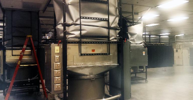 Sabey, McKinstry Pitch Alternative to Heating Banks in Commissioning