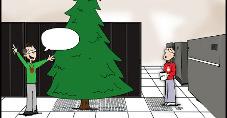Friday Funny: Pick the Best Caption for Christmas Tree