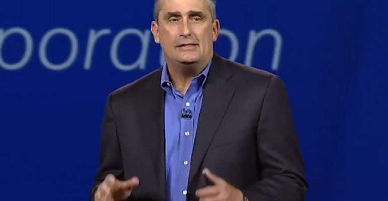 Intel Projects Sales Growth on Data Centers, PC Demand