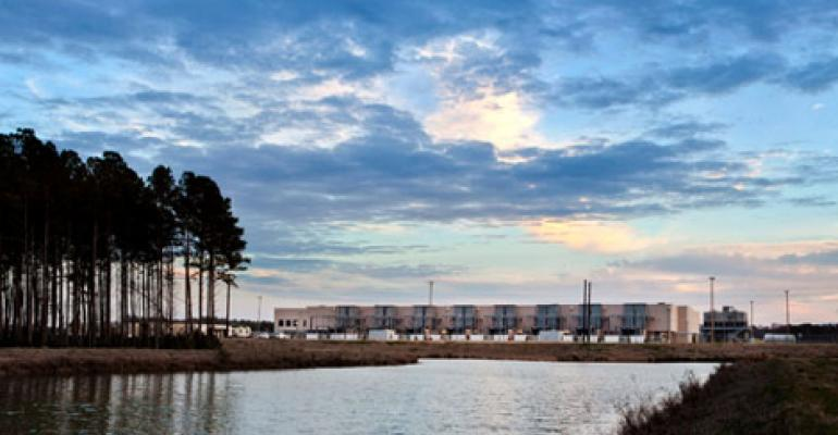 Video Tour: Google Data Center in South Carolina
