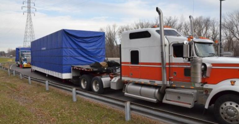 In Pennsylvania Keystone Stacks Data Center Modules Three-High