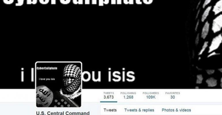 US Military Social Media Accounts Hacked by ISIS Sympathizers Cyber Caliphate