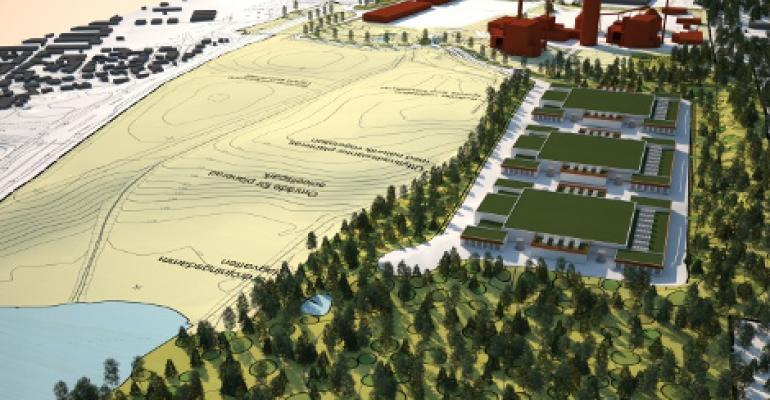 Swedish Utility Behind Green Data Center Project