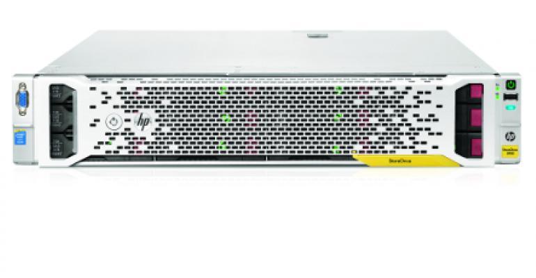 HP Upates Hybrid Flash, Other Data Center Storage Wares