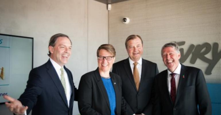 DigiPlex Funds Norway Data Center With Public Bonds