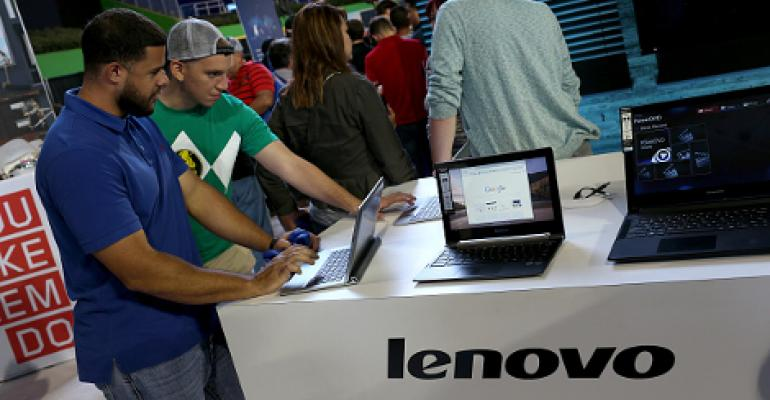 Lenovo Server Management Strategy Centers on REST APIs