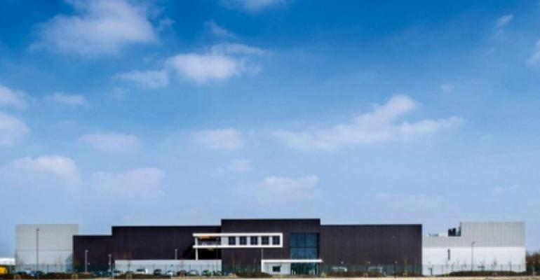 Rackspace Launches UK Data Center With High-Efficiency Cooling System