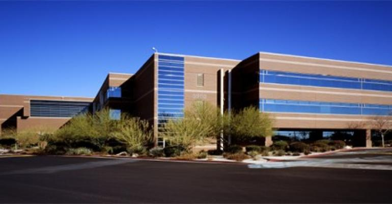 REIT Buys Phoenix Data Center Leased to American Express