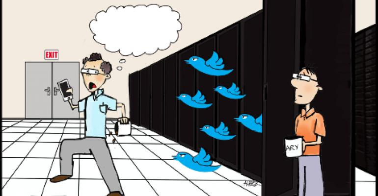 "Friday Funny: Pick the Best Caption for ""Twitter"""