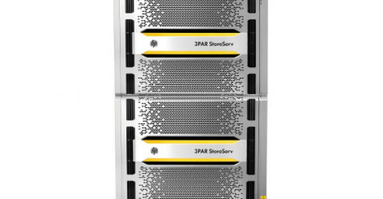 HP Lowers Cost of Flash for Data Center Storage