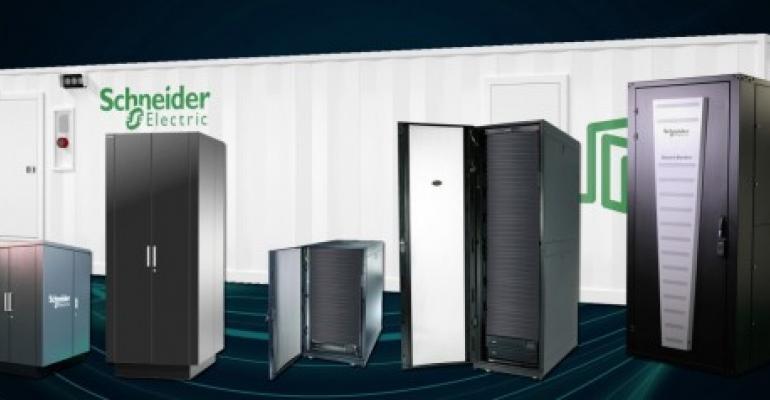 Schneider Electric Targets Edge Computing With New Micro Data Center Portfolio