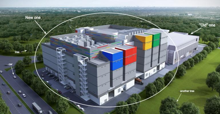 Second Google Data Center Coming to Singapore