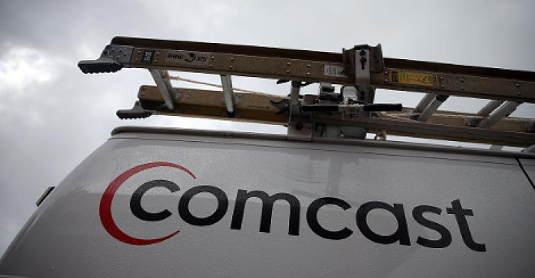 Comcast Connects Businesses to Underground Data Center Storage