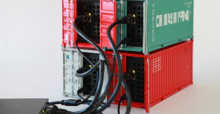 Kickstarter Project Aims to Make Desktop-Sized Docker Container
