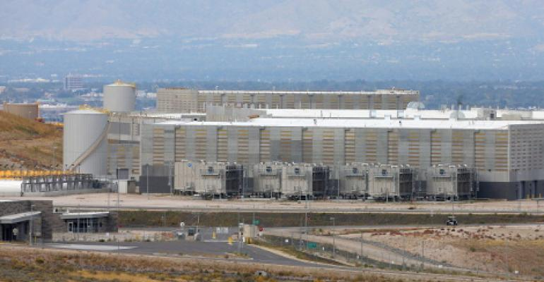 Report: Utah Cops Get $1M a Year to Park at NSA Data Center